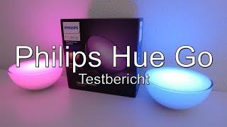 Testbericht: Philips Hue Go (Smartlampe)