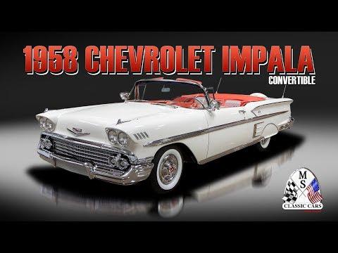 Video of '58 Impala - R275