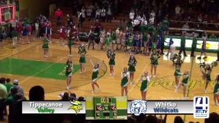 Tippecanoe Valley Boys Basketball vs Whitko