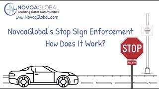 NovoaGlobal Stop Sign Enforcement – How Does It Work?