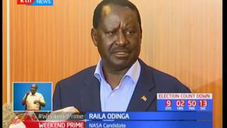 CS Omamo answers Raila on allegations touching on KDF