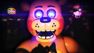 THIS IS TOO REALISTIC! || FNAF 2: Free Roam Unreal Edition