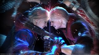 Devil May Cry 4 Special Edition All Cutscenes (Game Movie) 1080p HD