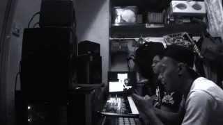Beat Session Day 1 - EazyBeatz & Soul'd Out Beatz (HipHop - Dubstep)