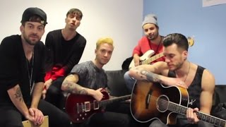 Kerrang! Tour 2015 - Young Guns Play Speaking In Tongues Acoustic