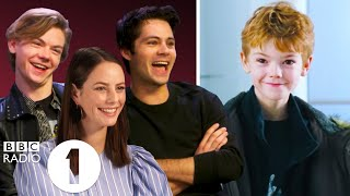 Are You The Little Boy From Love Actually?! The Maze Runner Cast On Fans, Parties And Bad Tattoos.