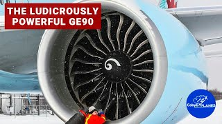 The World's Most Powerful Jet Engine: The Story of the GE90