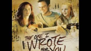 The One I Wrote for You - Cheyenne Jackson