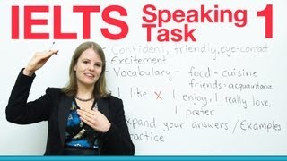 IELTS Speaking Task 1 - How to get a high score | Kholo.pk