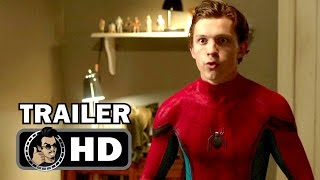 """SPIDER-MAN: HOMECOMING """"You're The Spider-Man"""" Trailer (2017) Tom Holland Marvel Movie HD"""