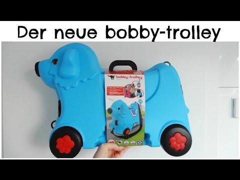 Kinderkoffer: bobby trolley von BIG I MamaBirdie