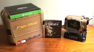 Unboxing Pip-Boy Edition