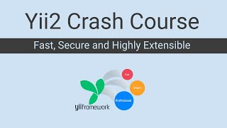 Yii2 PHP Framework Tutorial - Crash Course for Beginners