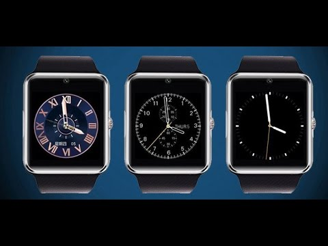 How To Change Watch Faces On Gt08 Smartwatch Without