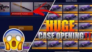 Standoff 2 Update 2019 HUGE Rival Case Opening New JKommando