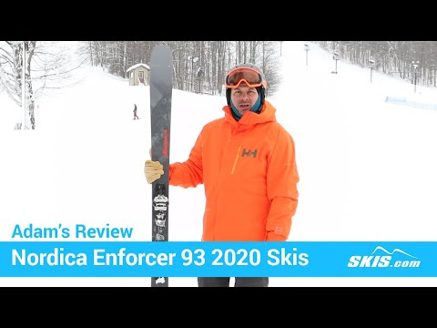 Video: Nordica Enforcer 93 Skis 2020 1 50