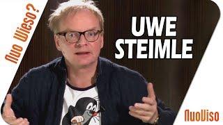 NuoWieso? #1 – Uwe Steimle (Kabarettist)