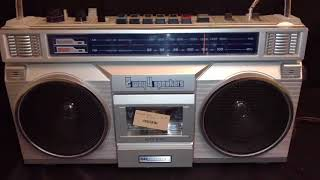 Sears sr2100 series aka Sanyo m9915k vintage boombox