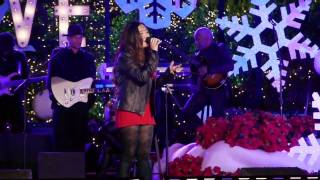 CHARICE PEMPENGCO:  My grown up Christmas List