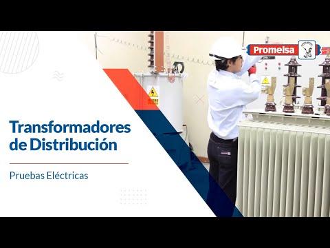 Pruebas eléctricas - Transformadores de Distribución
