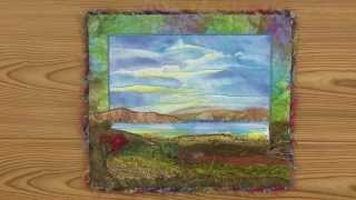 Landscape Quilts With Karen Charles Of Husqvarna Viking