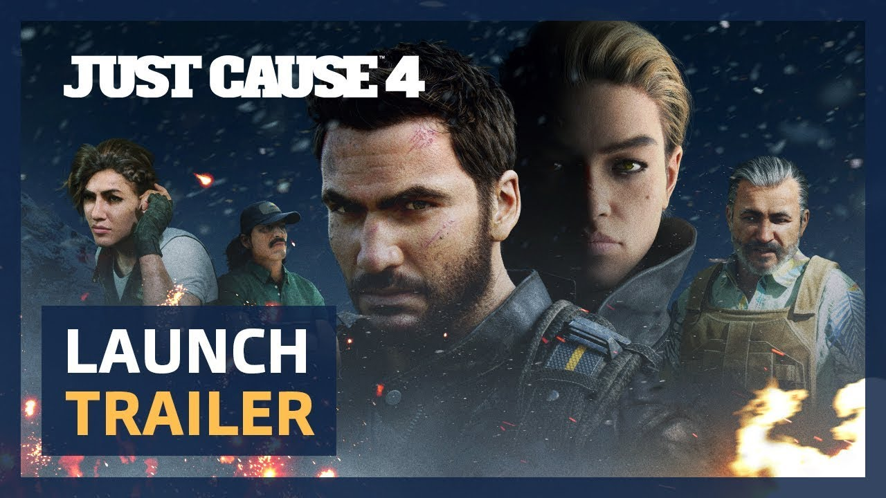 Video JUST CAUSE 4 GOLD EDITION [PS4]