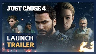 Видео Just Cause 4 Deluxe Edition