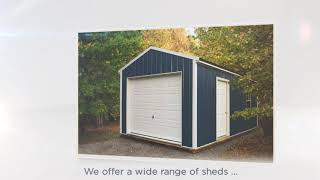 Steel And Timber Sheds