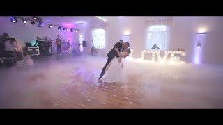 Piękny pierwszy taniec w ciężkim dymie | Rubik - Psalm dla Ciebie