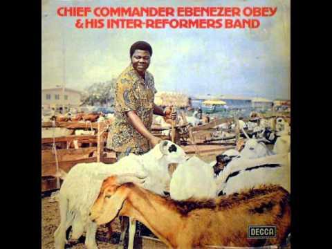 Ebenezer Obey - Gbebe mi