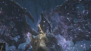 Dark Souls 3 - Darkeater Midir NG +7