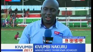 Kivumbi Nakuru : Kampeni za lala salama