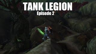 Tank Legion: Episode 2: Positioning , UI, Addons, Keybinding and Macros