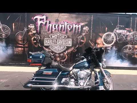 2001 Harley-Davidson Ultra Classic Electra Glide FLHTC-UI