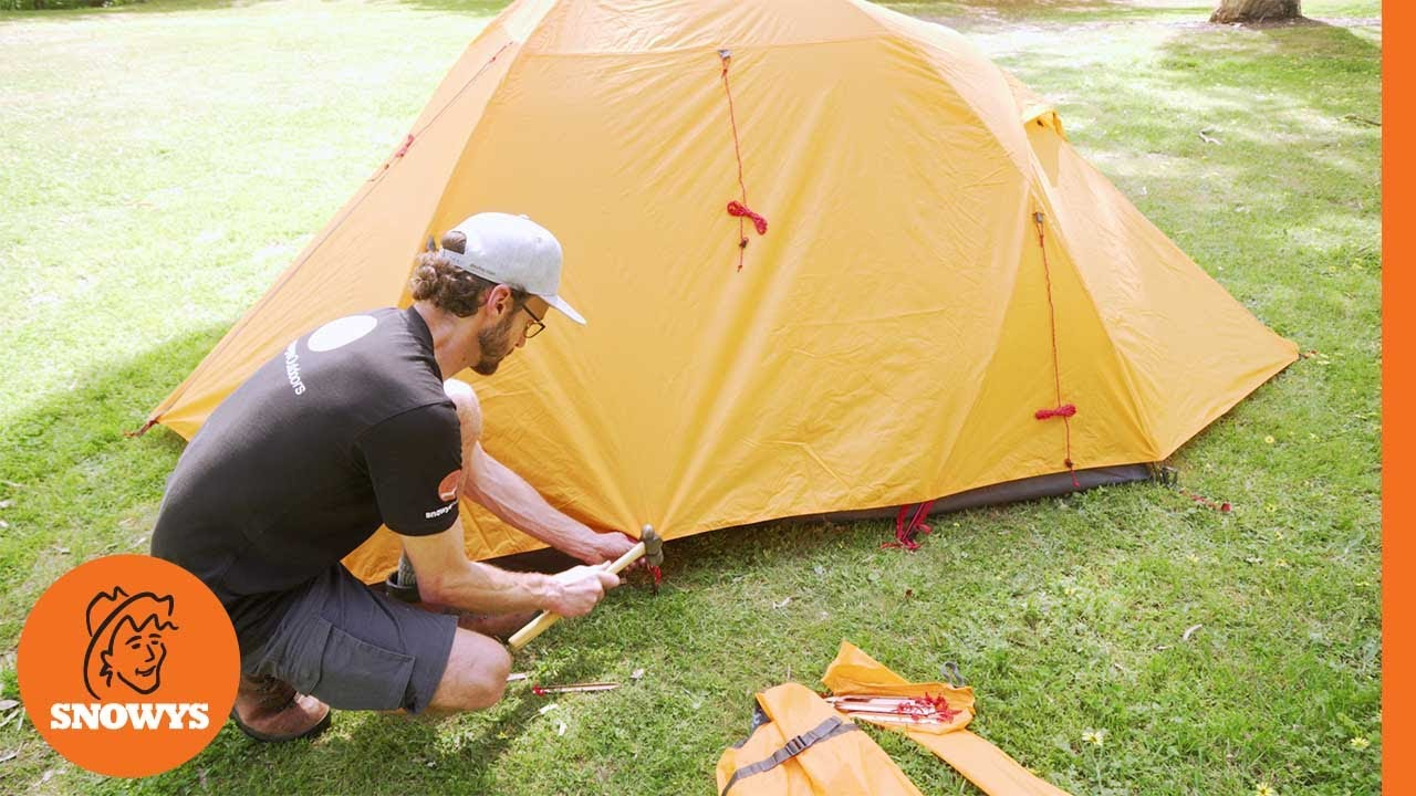 Trilogy Hiking Tent