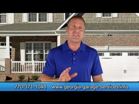Call For Service | Garage Door Repair Atlanta, GA