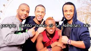 JLS-Other Side Of The World(Traducida al español)