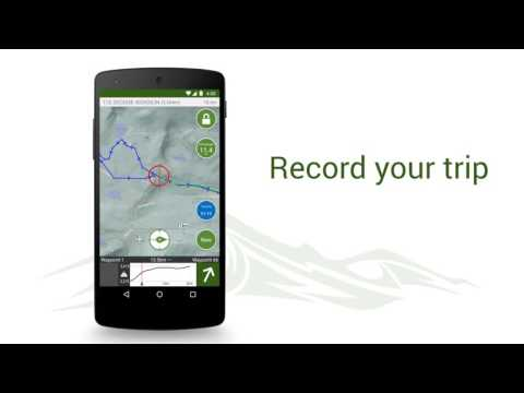 Video of ViewRanger GPS - Trails & Maps