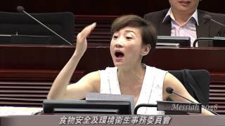 陳淑莊:署長刻意扮瞓箸,我叫唔醒你!