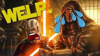 "Star Wars: KotOR REMAKE/REBOOT RUMORS ARE ""NOT QUITE TRUE!"""