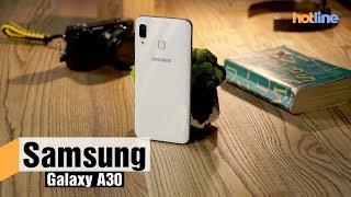 Смартфон Samsung Galaxy A30 2019 SM-A305F 3/32GB Blue (SM-A305FZBU) от компании Cthp - видео