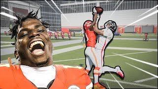Tyreek Hill TEABAGS NFL Legend! (Controversy)