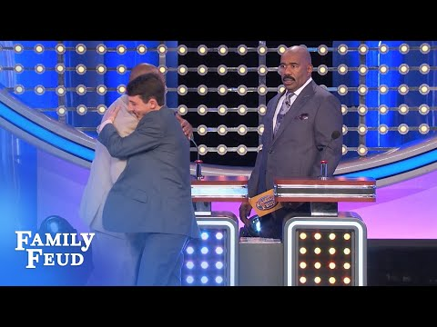 Carson and Jesse AGREE! | Family Feud