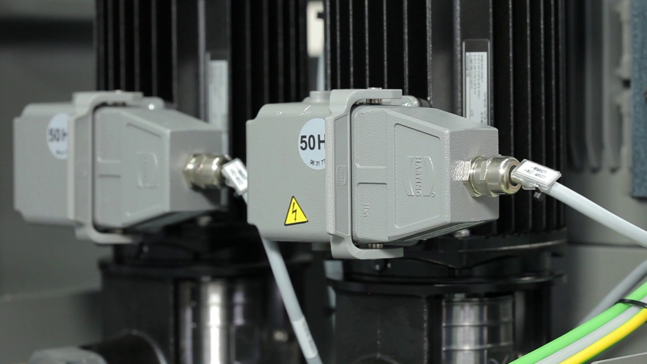 HARTING Han® - Pushing Industrial Connectivity
