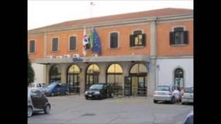 preview picture of video 'Annunci alla Stazione di Olbia'