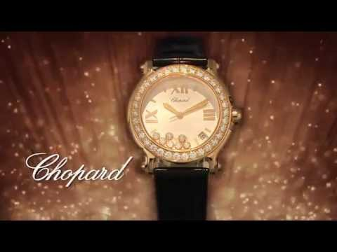 Chopard Happy Sport Watch a worldwide success, host of quality and creativity