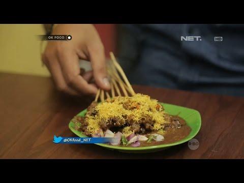 Video OK FOOD Episode 40 - Nikmatnya Sate Kelapa Bikin Ketagihan (Part 1/3)