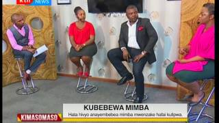 Kimasomaso: Kubebewa mimba 29/07/2017 [Sehemu ya Pili]