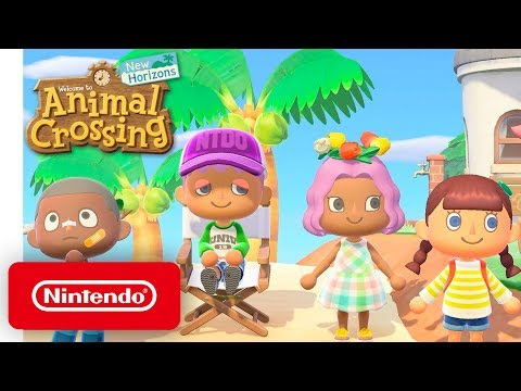 Animal Crossing: New Horizons - Nintendo Direct 9.4.2019 - Nintendo Switch thumbnail