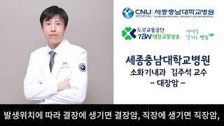 세종충남대학교병원 소화기내과 김주석 교수 -대장암- 이미지